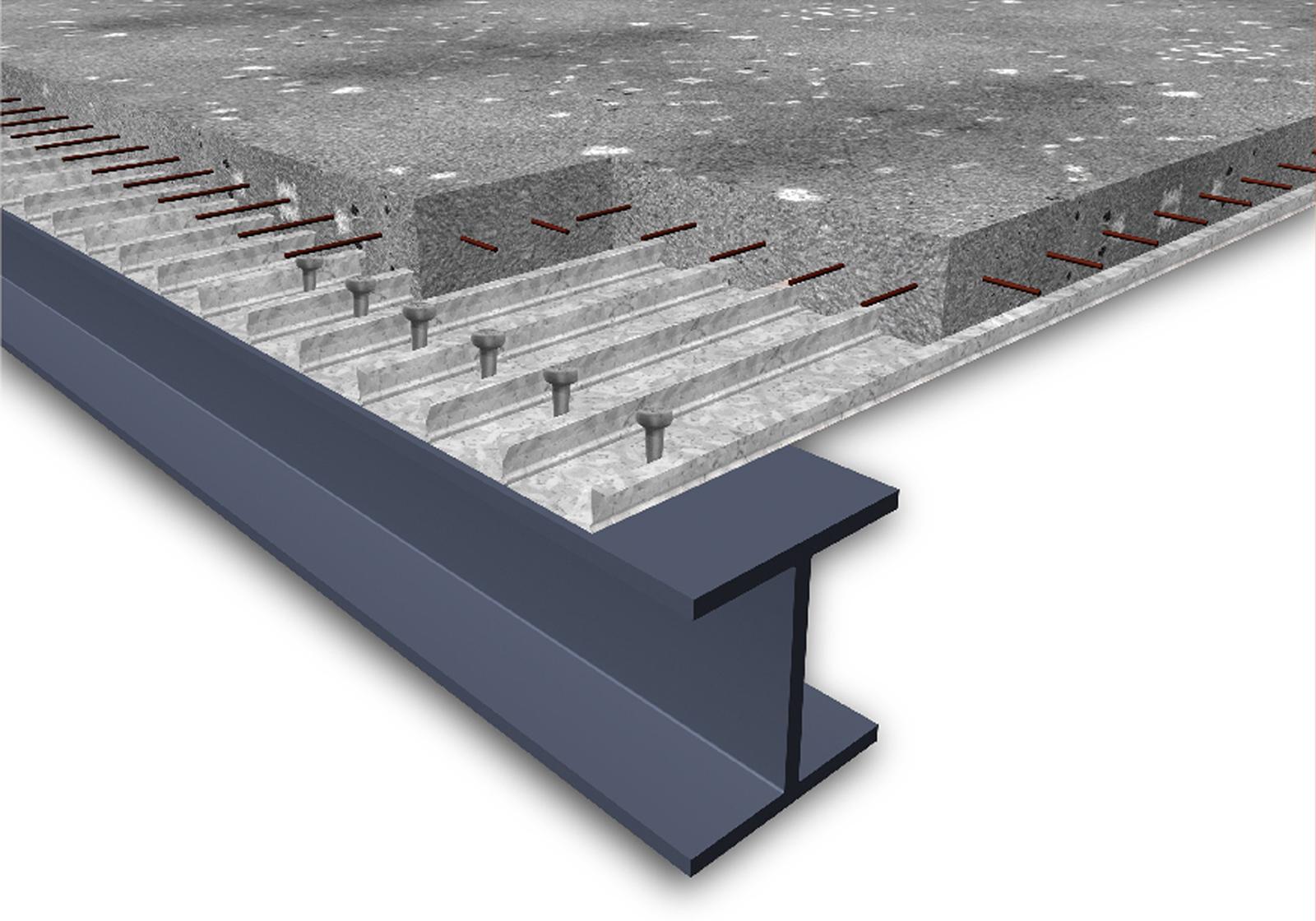 Metal Deck Steel Deck Stud